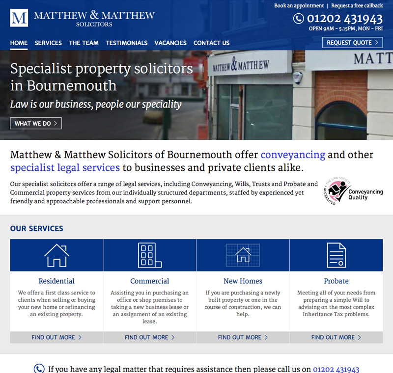 Matthew & Matthew Solicitors